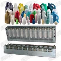吹瓶模具 吹塑模具 機油壺塑料瓶模具加工