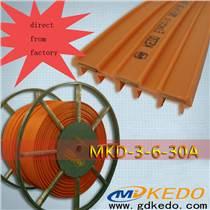 科多電氣無接縫滑觸線MKD型