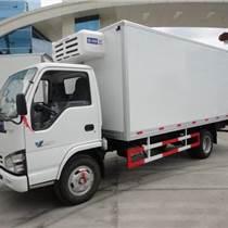 厂家直销庆铃600P冷藏车 4米2冷藏车