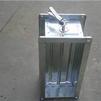 供甘肃兰州共板法兰角码和榆中消防排烟管道设计
