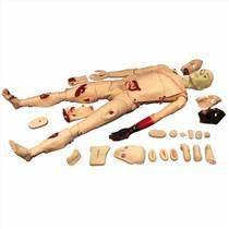 全功能创伤模型 全功能创伤模拟人 高级创伤模型 创伤