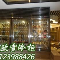 湖北宜昌市KTV冷藏啤酒展示柜多少钱