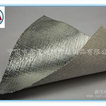 供应鑫茂反辐射铝箔玻纤护毯
