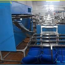 头绳、发圈高速生产橡皮筋粘接机设备