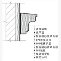 鄭州eps線條如何安裝