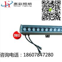 36W高壓全彩DMX512洗墻燈 24W外控洗墻燈