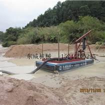 山東廠家直銷各種型號單體抽沙機岸邊吸沙船