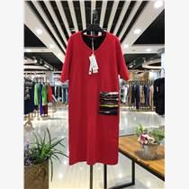 艾伦妮品牌冬装新款女装折扣一手货源