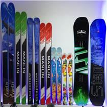 優質滑雪板單雙板批發 一副滑雪板多少錢