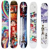 木質滑雪板工廠直銷 滑雪板制作技術好
