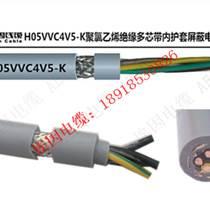 透明雙護套屏蔽電纜,CE認證電纜H05VVC4V5-