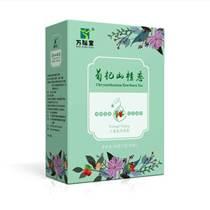 微商電商火爆產品素食代餐青汁餅干萬松堂大品牌