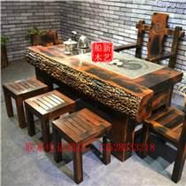 小戶型長方形客廳餐桌椅組合.圓形餐桌