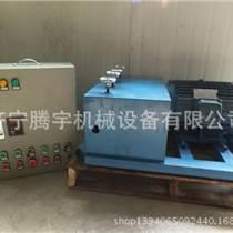 山東騰宇工程機械橡膠管自動穿管機 橋梁預制箱梁穿管機