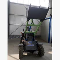 電動農用小鏟車廠家體積輕巧小型高效中首重工