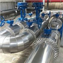 鋁板巖棉管道保溫施工隊鐵皮保溫工程承包