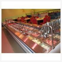 北京大型生活超市订做鲜肉冷冻柜哪里有
