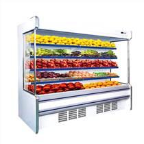 江西直角水果風幕柜一般尺寸多少合適