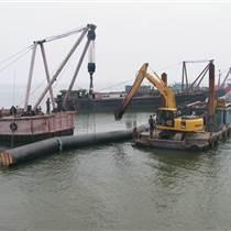 洪江市水中沉管工程公司工程承包