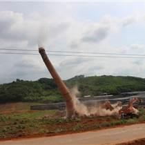 冷水江45米砖烟囱拆除公司开拓市场