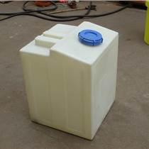佛山厂家直销400L方形耐腐蚀水处理塑料加药箱