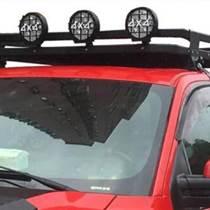 福特猛禽F150皮卡車車頂行李筐行李架改裝件