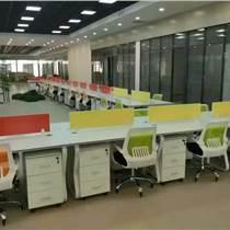 十分搶手:電商現代辦公桌|南陽四人屏風桌