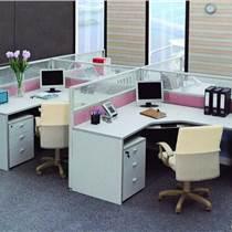 鄭州屏風辦公桌簡約屏風桌新聞效率加倍