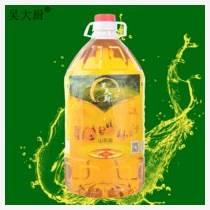 吳大廚山茶油5L茶油野生茶籽油孕婦寶寶月子油家庭裝食