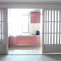 PVC玻璃折叠门卫浴铝镁合金折叠门