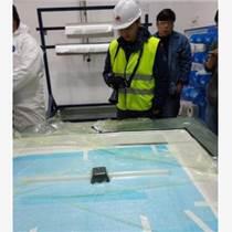 塑料薄膜注液过程中真空泄漏的检测