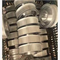 鋁合金同步帶輪,5M-40齒同步輪,內孔齊全,可配同