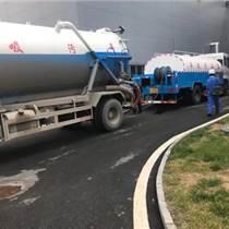 新聞:唐山市遷安市河道清淤抽河道污水