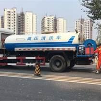 新闻:杭州市江干区污水清运污水处理厂-吸污车拉污水