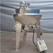 立式攪拌機電加熱夾層鍋不銹鋼炒鍋