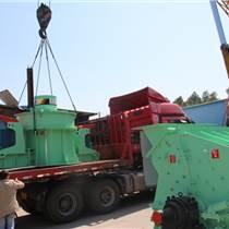 沃力機械設備 巖石制砂機 運轉平穩