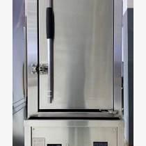 商用天然氣雙門蒸車 西安巨尚廚具