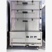 商用天然氣三層海鮮柜 西安巨尚廚具