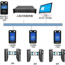 人臉識別通行、訪客、考勤系統,平板一體機聯網