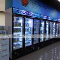 深圳五門飲料展示柜價格去哪家牌子買好