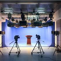 中小型企业演播室搭建 简易校园网络电视台建设方案