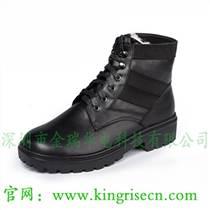 男士战狼靴充电发热保暖电加热鞋
