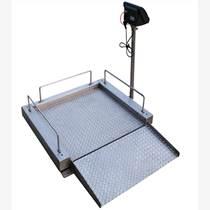 透析專用輪椅秤