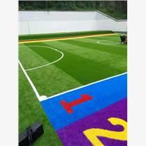 天门幼儿园跑道人造草坪