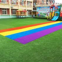 榆树幼儿园塑料草坪造价