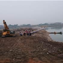 水電站水下堵漏(安裝水下過河管道)