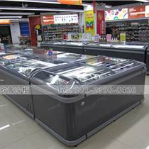 廣東中山高質量超市冷凍島柜哪里有廠家直銷現貨