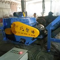 揚中市讓塑鐵分離不再是難題新型塑鋼帶鐵粉碎機