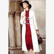 中國風秋冬女裝|品牌庫存服裝|折扣女裝尾貨批發