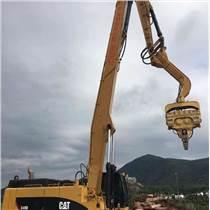四川神鋼挖掘機打樁臂